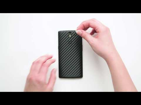 Slickwraps One Plus One Installation Video