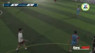 Vòng 7 Hà Giang League 2016: FC V3 vs FC Vietinbank