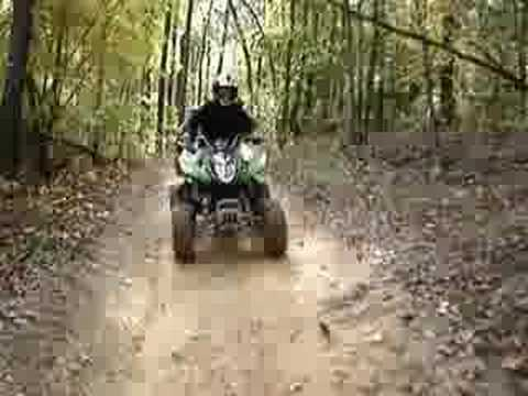 Extreme ATV Stunts and Trails