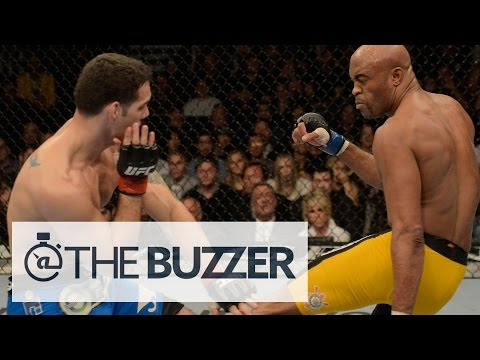 Baixar Anderson Silva Returning to UFC, Will Fight Nick Diaz - @TheBuzzeronFox