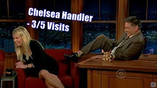 Chelsea Handler - She Has A Comedic Mind  - 3/6 Visits In Chronological Order [360-720p]