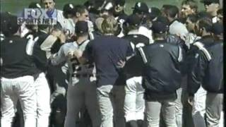 White Sox Tigers full fight 4/22/2000