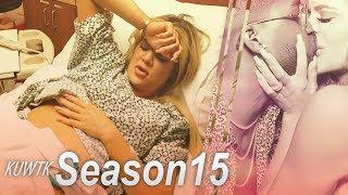 Watch Khloe Kardashian Go Into Labor Amidst Tristan Thompson Cheating Scandal In New KUWTK Teaser!