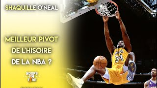 HOOPS ON FIRE - Shaquille O'Neal