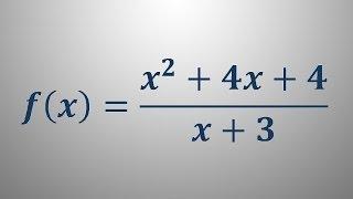 Racionalna funkcija 2