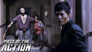 Rama Defeats The Machete Gang   The Raid: Redemption