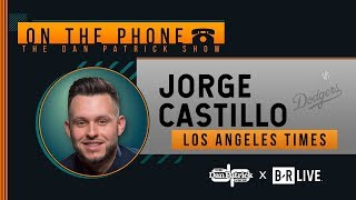 L.A. Times' Jorge Castillo Talks Dodgers' NLDS Collapse with Dan Patrick | Full Interview | 10/10/19