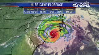Hurricane Florence update & tropical weather forecast: September 14, 2018