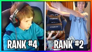 5 Kids That Are Alot Better Than Ninja at Fortnite.. (ʘ_ʘ)