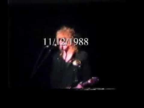 Ian Hunter/Mick Ronson  - Once Bitten Twice Shy (live)