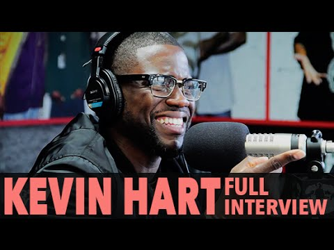 Kevin Hart on New Movie