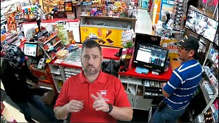 Air Force Vet Successfully Defends Against Armed Robber