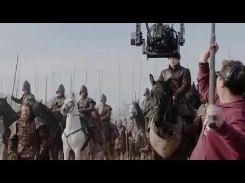 Game of Thrones - video z natáčania