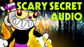 Cuphead's Scary SECRET Hidden Audio File! (Cuphead secrets)