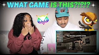 """VanossGaming """"Hand Simulator Funny Moments - Floating Standoffs and Beatboxing!"""" REACTION!!"""
