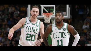 Here is why Kyrie Irving was upset at Gordon Hayward