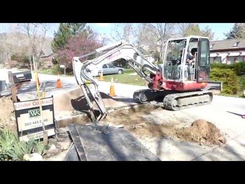 Sewer Line Excavation & Repair Boulder CO