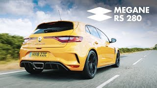 Renault Megane RS 280 Cup: Road Review - Carfection