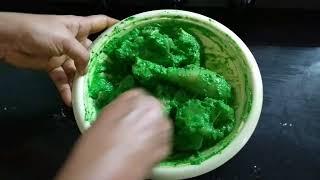 Green Masala Chicken Fry, Starter Green Chicken Fry Recipe,Hara Masala Chicken Fry
