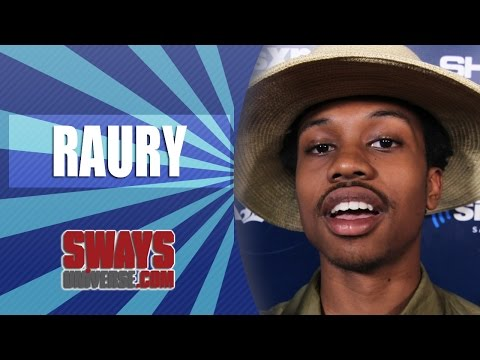 Raury Freestyles over Outkast's