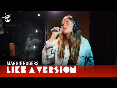 Maggie Rogers covers The xx 'Say Something Loving' for Like A Version