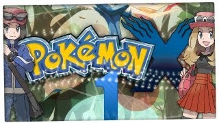 Let's Play Pokemon X Part 1: Willkommen in der Kalos Region!