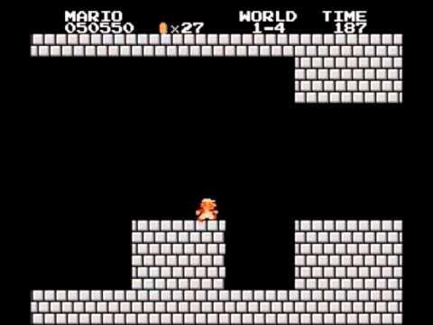 GSCentral.org - Super Mario Bros (NES) - Fireballs Can Kill Bowser's Fire (GG)