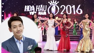 Giá cát sê khủng của Bi Rain diễn đêm chung kết Hoa hậu Việt Nam 2016 [Tin mới Người Nổi Tiếng]