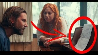 "10 Secrets you missed in ""I'll Never Love Again"" - Lady Gaga, Bradley Cooper (A Star Is Born"