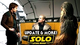 Solo A Star Wars Story News & Update! (Han Solo Movie)