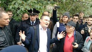 """Сочи: акция Навального """"Он вам не Димон"""""""