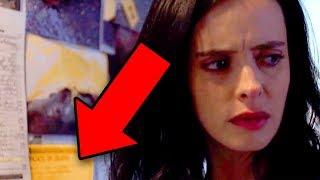 JESSICA JONES Season 2 Trailer - Kilgrave & Captain America References (MCU Easter Eggs)
