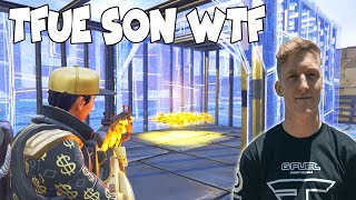 Tfue Son Scams Me Then Makes a Big Mistake! (Scammer Gets Scammed) Fortnite Save The World