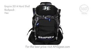 Рюкзак Empire Bag Hard Shell Pack HEX