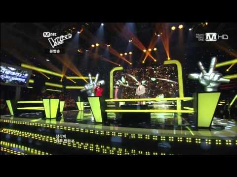보이스 키즈 - [엠보키/배틀라운드] 김민경,이우진,김규아 - 다시 사랑할 수 있을까