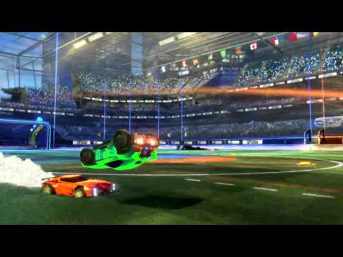 Rocket League | Bande-annonce du DLC Supersonic Fury