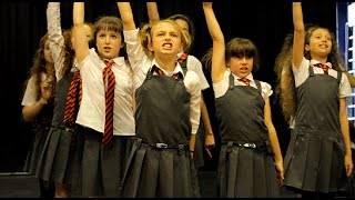 """""""School Song"""" (Matilda the Musical) COVER by Spirit Young Performers Company"""