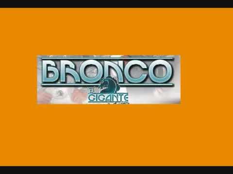 SERGIO EL BAILADOR karaoke BRONCO