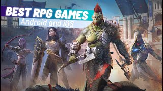 Best RPG games for Android and iOS (2020)