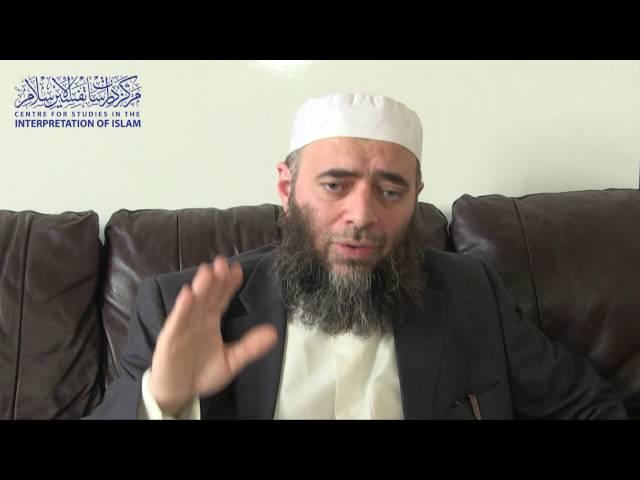 'كيف نشرح لأولادنا الغاية من الصيام؟ الشيخ عبد الحق التركماني'