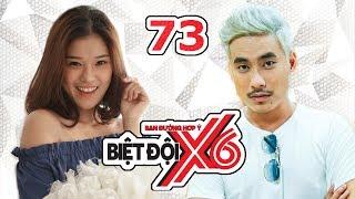 BIỆT ĐỘI X6   Tập 73   Kiều Minh Tuấn trở lại - Hoàng Yến Chibi bị trả tiền ăn sáng cho đội   090617