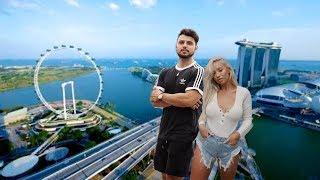 EXPLORING SINGAPORE | COUPLES TRAVEL VLOG
