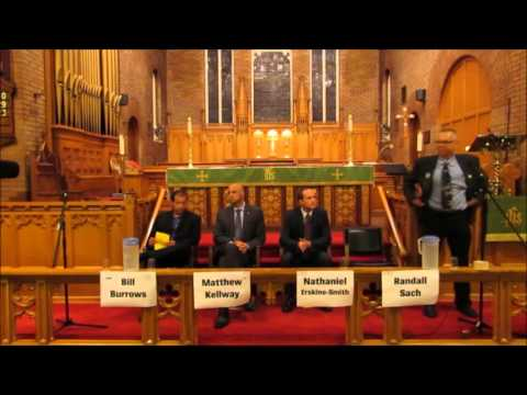 Beaches-East York candidates debate - Sept. 29