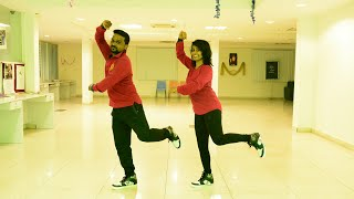 Cham Cham | Dance Fitness Choreography by Naveen Kumar & Jyothi Puli | NJ Fitness
