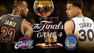 Game 4 NBA Finals Commentary! (Hilarious)