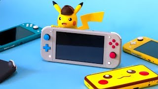 New Better Nintendo Switch Lite!