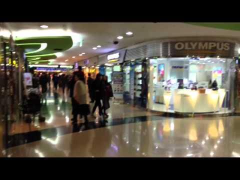 Trip to COEX Mall, Seoul Korea