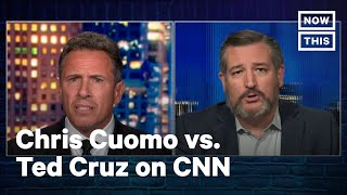 Chris Cuomo Tears Into Ted Cruz On His Show | NowThis