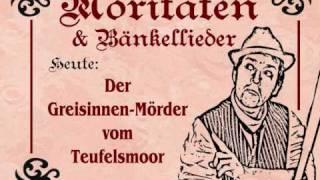 schobert & black – Der Greisinnenmörder vom Teufelsmohr