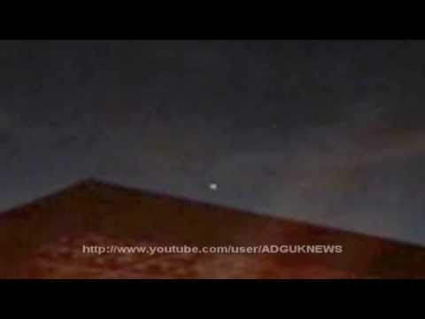 UFO Observes Concert In Colorado? 2013 - Smashpipe People